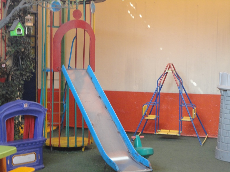 Jardn de nios villa infantil for Valla infantil carrefour